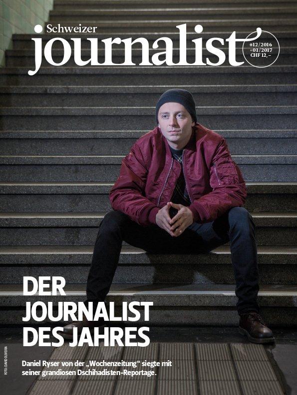Der schweizer Journalist