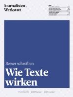 Werkstatt – Wie Texte wirken