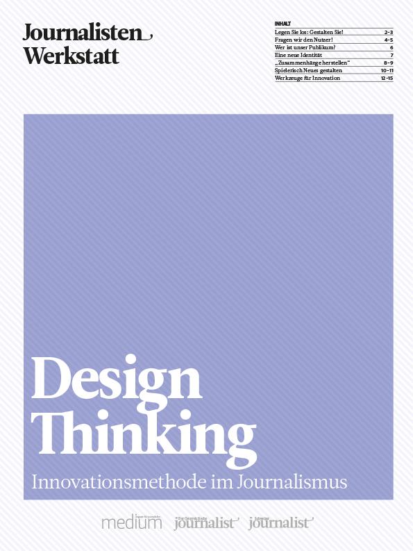 Werkstatt – Design Thinking