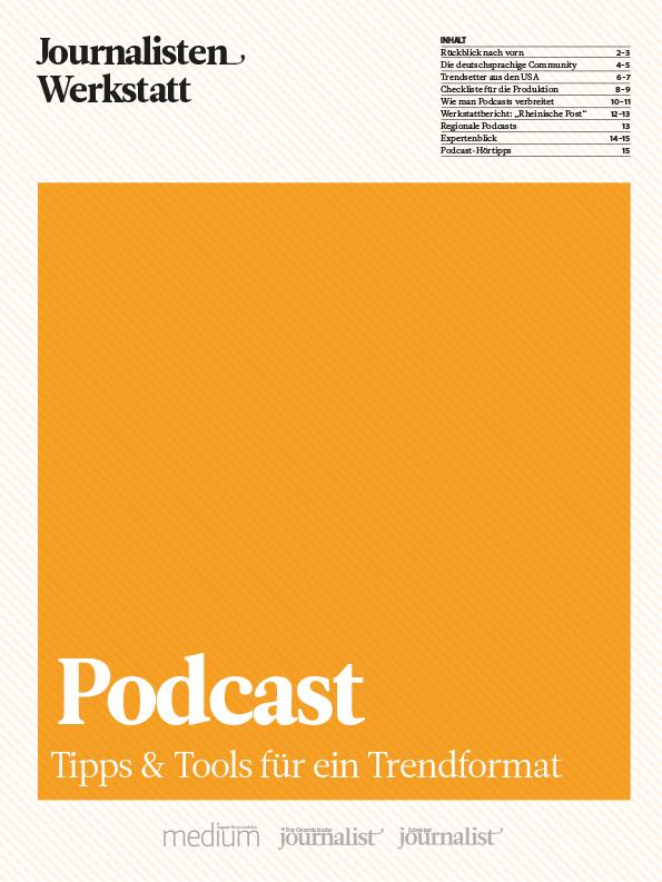 Werkstatt – Podcast