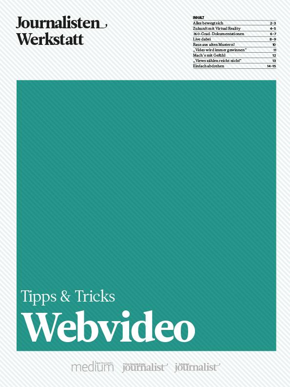 Werkstatt – Webvideo